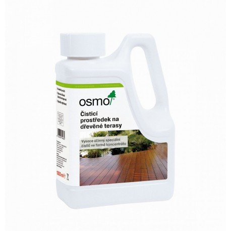 OSMO čistič dřevěných teras 8025, koncentrát