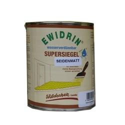 EWIDRIN SUPERSIEGEL hedvábný mat, lak na dřevěnou podlahu