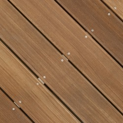 Terasové desky BANGKIRAI 25x145x2450-3960 mm