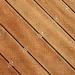 Terasové desky GARAPA 21x145x4270-6090 mm