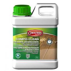 Owatrol Compo-Clean k čištění WPC, dřevoplastové terasy