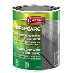 OWATROL COMPO-CARE - oživovač WPC, dřevoplastové terasy