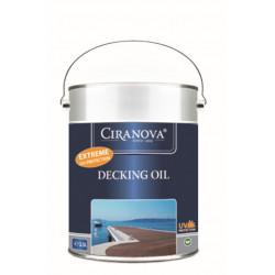 7636 CIRANOVA Terasový olej, tmavý dub, bal. 2,5 litrů