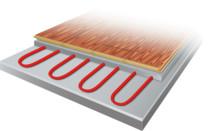 Podlahy Par-ky jsou ideálí pro podlahové vytápění